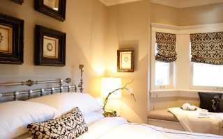 Бежевая спальня (84 фото): дизайн интерьера в бежево-коричневых и золотых тонах