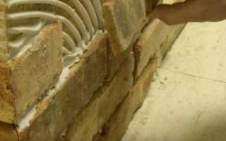 Клей для гипсовой плитки: средство для монтажа настенного покрытия под кирпич
