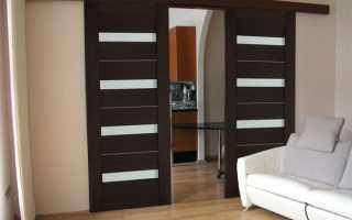 Установка раздвижных дверей: инструкция по монтажу, правильное крепление, как установить своими руками в квартире и частном доме