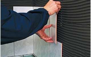 Демонтаж плитки: как аккуратно снять кафельное изделие со стены из гипсокартона
