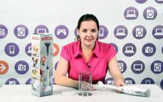 Погружной блендер Bosch: отзывы о всех моделях и функции нарезки кубиками