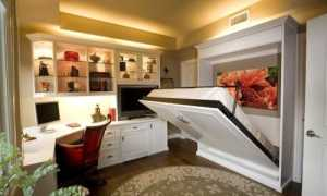 Двухъярусные кровати-трансформеры (51 фото): шкаф и другие варианты для малогабаритной квартиры