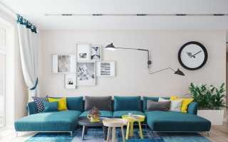 Бирюзовый диван (35 фото): светлый и темно-бирюзовая мягкая мебель в интерьере, сочетание со шторами