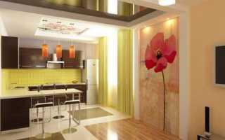 Стены на кухне (124 фото): чем лучше обшить при ремонте