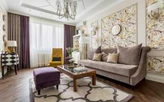 Модные обои в интерьере (85 фото): как выбрать модели для комнаты в современном стиле