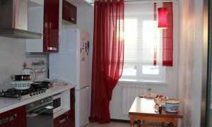 Дизайн штор на кухню: фото 2020 – новое направление