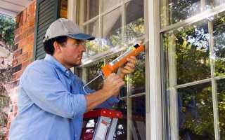 Герметик для стекла: герметизация стеклопакетов, полисульфидный вариант для структурного и фасадного остекления