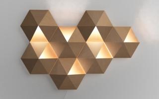Бра в стиле «хай-тек»: современные настенные светильники, плафон в стиле «модерн» своими руками