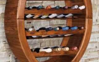 Шкафы для вина: домашние компактные модели для хранения вина из дерева