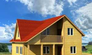 Проект дома 8 на 6 м с отличной планировкой (41 фото): двухэтажный и одноэтажный дом с санузлом