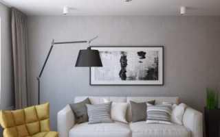 Дизайн двухкомнатной квартиры (152 фото): проект интерьера типового жилища, идеи ремонта для помещения площадью 44 кв. м