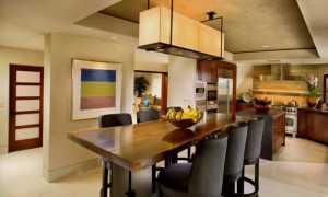 Кухонный стол из дерева своими руками (35 фото)