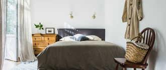 Спальня в скандинавском стиле (72 фото): дизайн интерьера маленькой спальни
