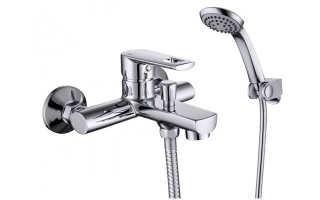 Смеситель для ванной (110 фото): как правильно выбрать встроенный кран