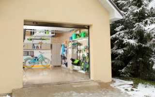 Обустройство гаража (72 фото): как обустроить и оборудовать внутри своими руками
