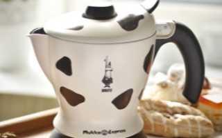 Гейзерная кофеварка Bialettii: модели типа Mukka Express и Moka для капучино, отзывы