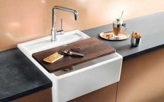 Керамическая мойка для кухни (64 фото): кухонная накладная раковина, отзывы